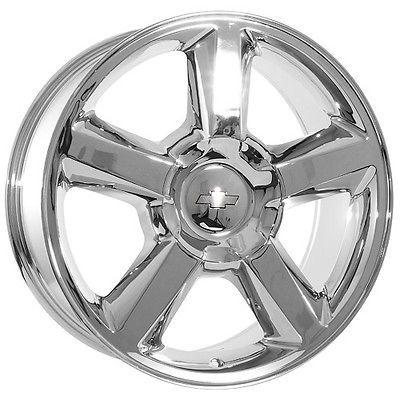 20 inch Chevy Silverado Suburban Tahoe 2012 Avalanche Wheels Rims