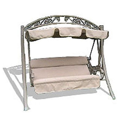 Costco Arched Frame Swing Replacement Canopy (Model 754222)