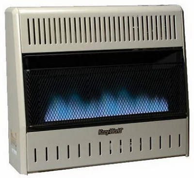 blue flame heaters in Portable & Space Heaters