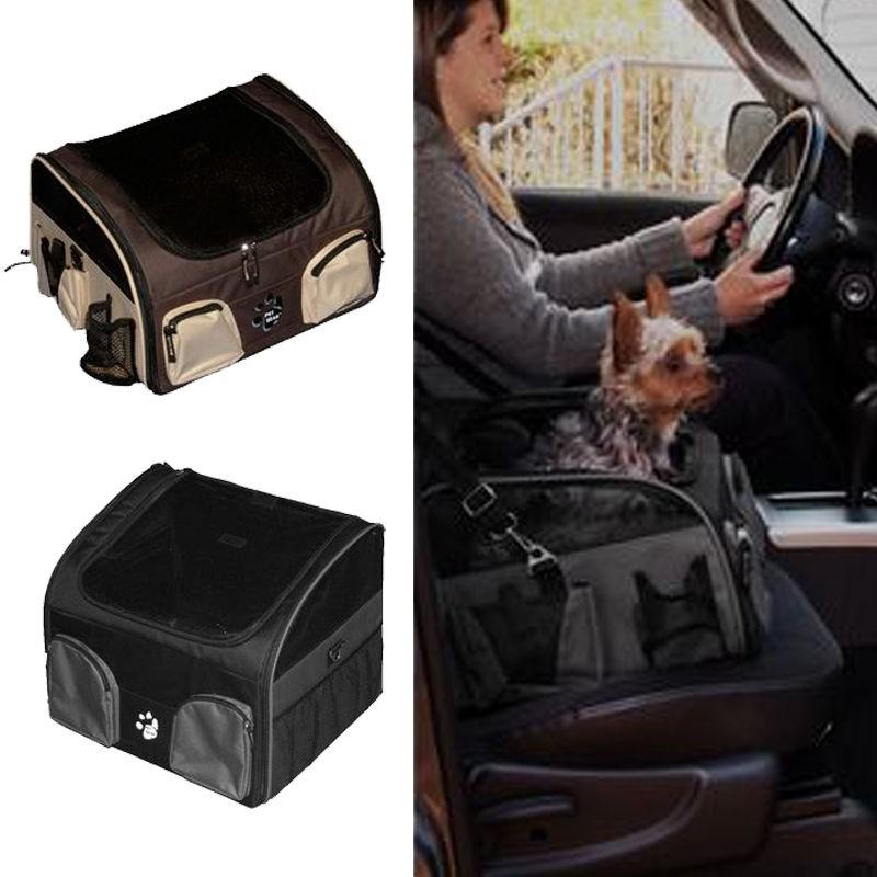Cat Booster Car Seat Carrier Car Van Suv Pet Gear Xs Small