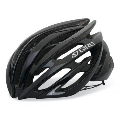 GIRO Aeon Black Charcoal Bike Helmet Medium 2012