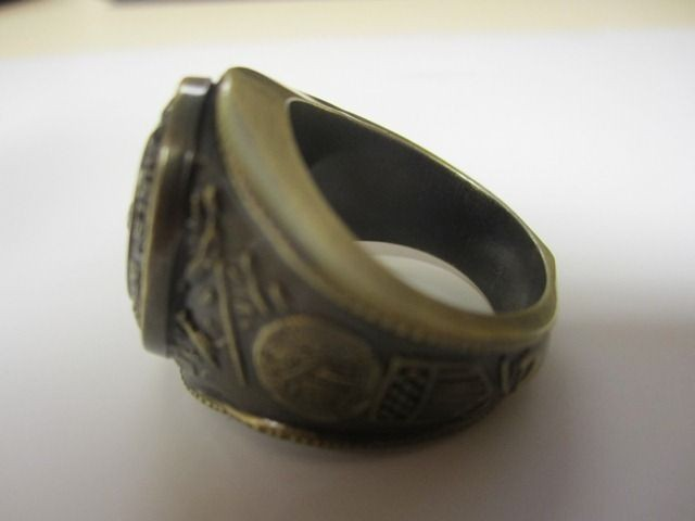St. Louis Cardinals 1926 World Series replica ring Sportsmans park