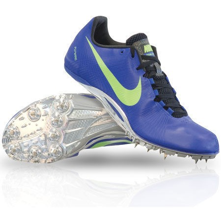 Get Spikes In Your Running Shoes