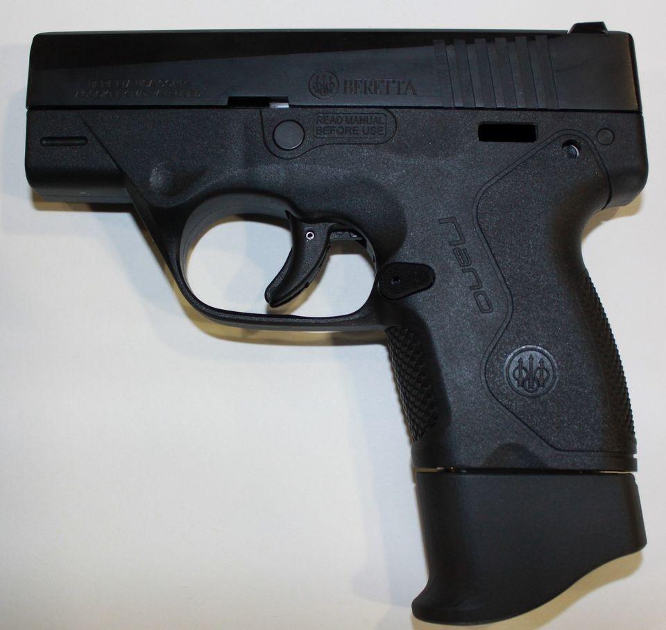 Beretta BU9 Nano Grip Extension by Adams Grips