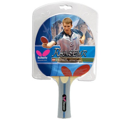 Butterfly Ranseur Ping Pong Paddle Table Tennis Racket $39.99 MSRP