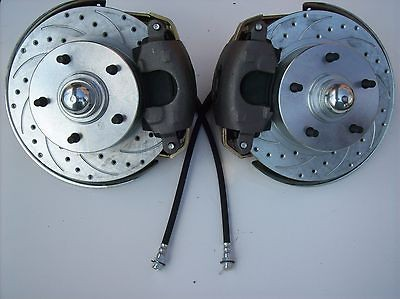 GM AFX Body Disc Brake conversion Kit FULLY ASSEMBLED  Brand New
