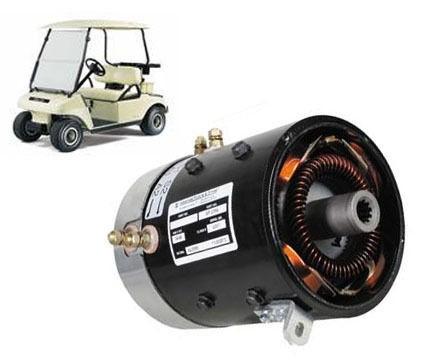 club car series high torque amd motor