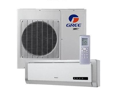 gree 30000 btu 16 seer ductless mini split heat pump