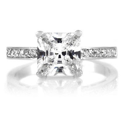 Newly listed Tristas Promise Ring   Clear Princess Cut CZ Size 6