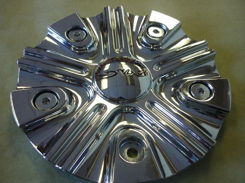 vinci ragno wheel chrome center cap