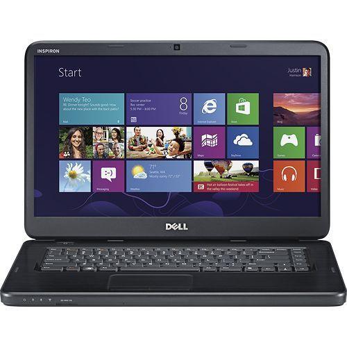 NEW Dell Inspiron Laptop i15 909BK 15 6 Black 320GB 2GB Memory Windows
