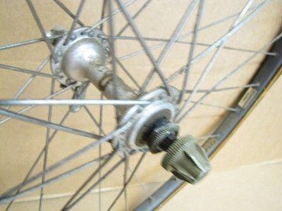 Ambrosio Durex Synthesis Road Bike Racing Wheels Pair