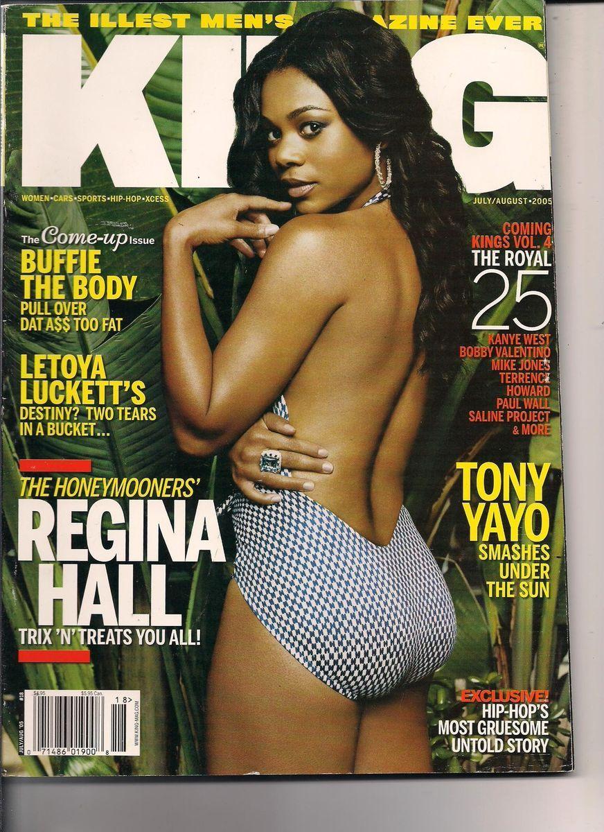 Regina Hall The Honeymooners King Anthony Mackie Letoya Luckett Buffie