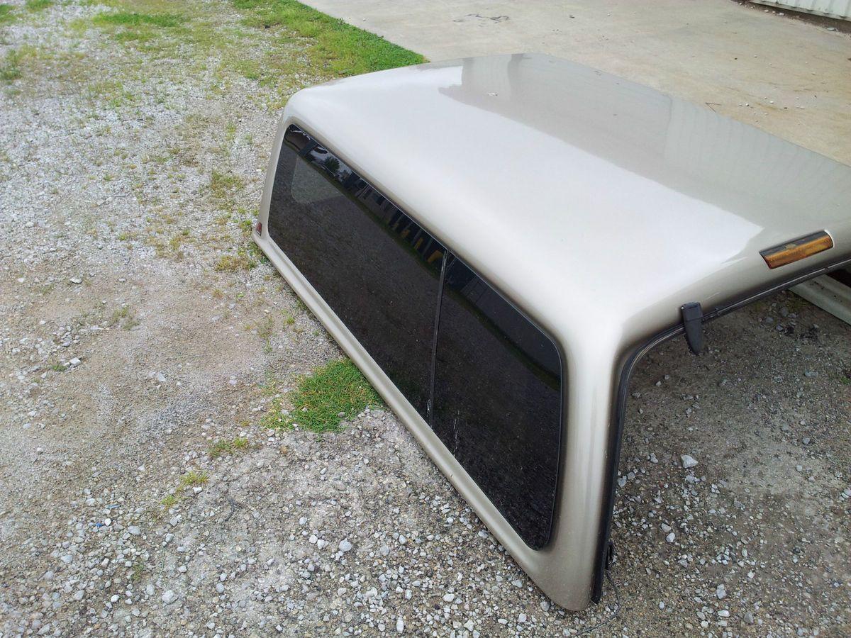 Leer Fiberglass Truck Cap camper Shell Short Bed SB Tundra Over $1500