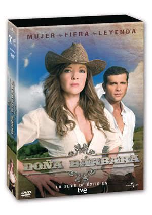 Doña Barbara 5 DVD Edith Gonzalez Christian Meier Novela Telenovela