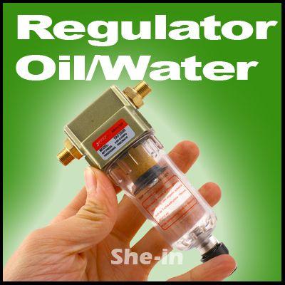 Pro Air Regulator Oil Water Separator Filter Kit New