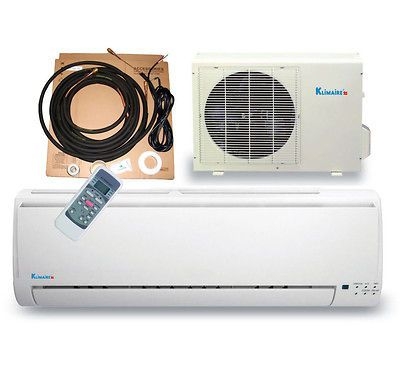 18000 BTU DUCTLESS MINI SPLIT AIR CONDITIONER HEAT PUMP