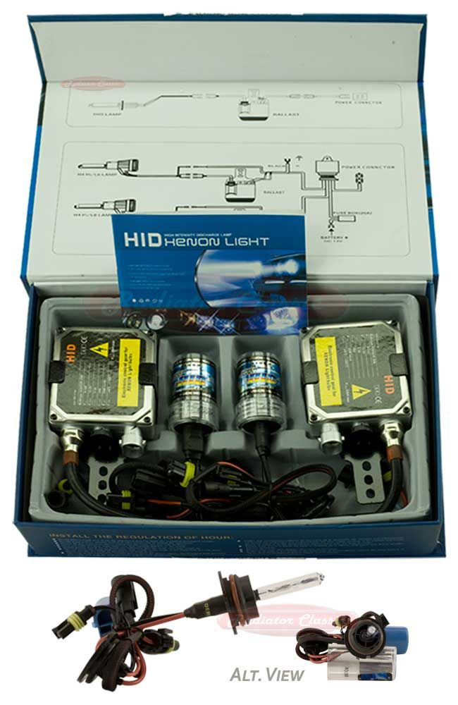 Brand New High Quality 8000K 9007 HID Light Assembly