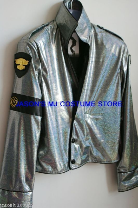New Version Michael Jackson Dangerous Tour Jam Jacket