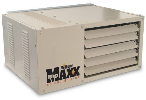 Mr. Heater Big Maxx 45,000 BTU Natural Gas Garage Unit Heater MHU45NG