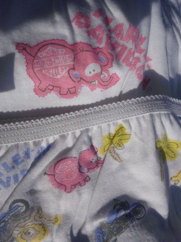 30 Pair HARLEY DAVIDSON Kids Licensed Boys / Girls Underwear Panties