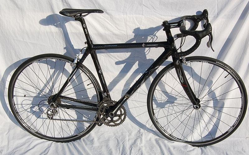 Fondriest TF 1 Carbon Fiber Road Bike Campagnolo 11Speed Zip SL Bars