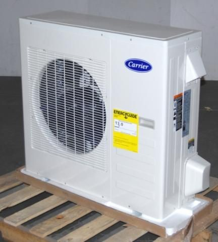 Carrier 2 Ton Ductless Split System Air Conditioner Cooling Unit Only