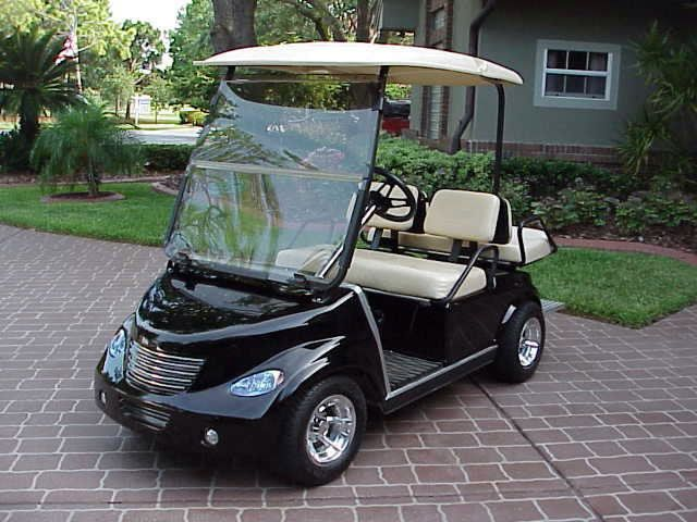 Golf Cart Body Kits Club Car PT Crusier Front Body Kit Only