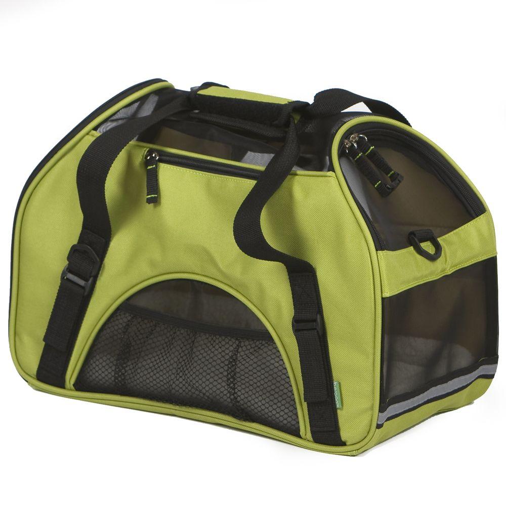 Bergan Pet Dog Cat Comfort Carrier Tote Bag Crate Airline S