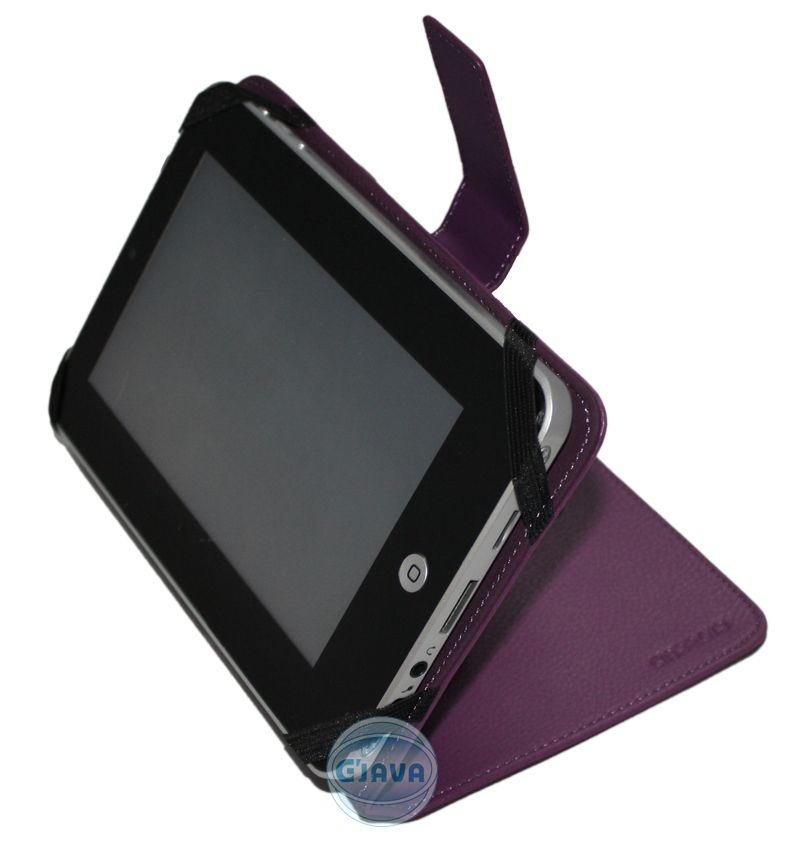 Leather Case Cover Protector For 7 Ebook Reader Tablet PC MID Pad