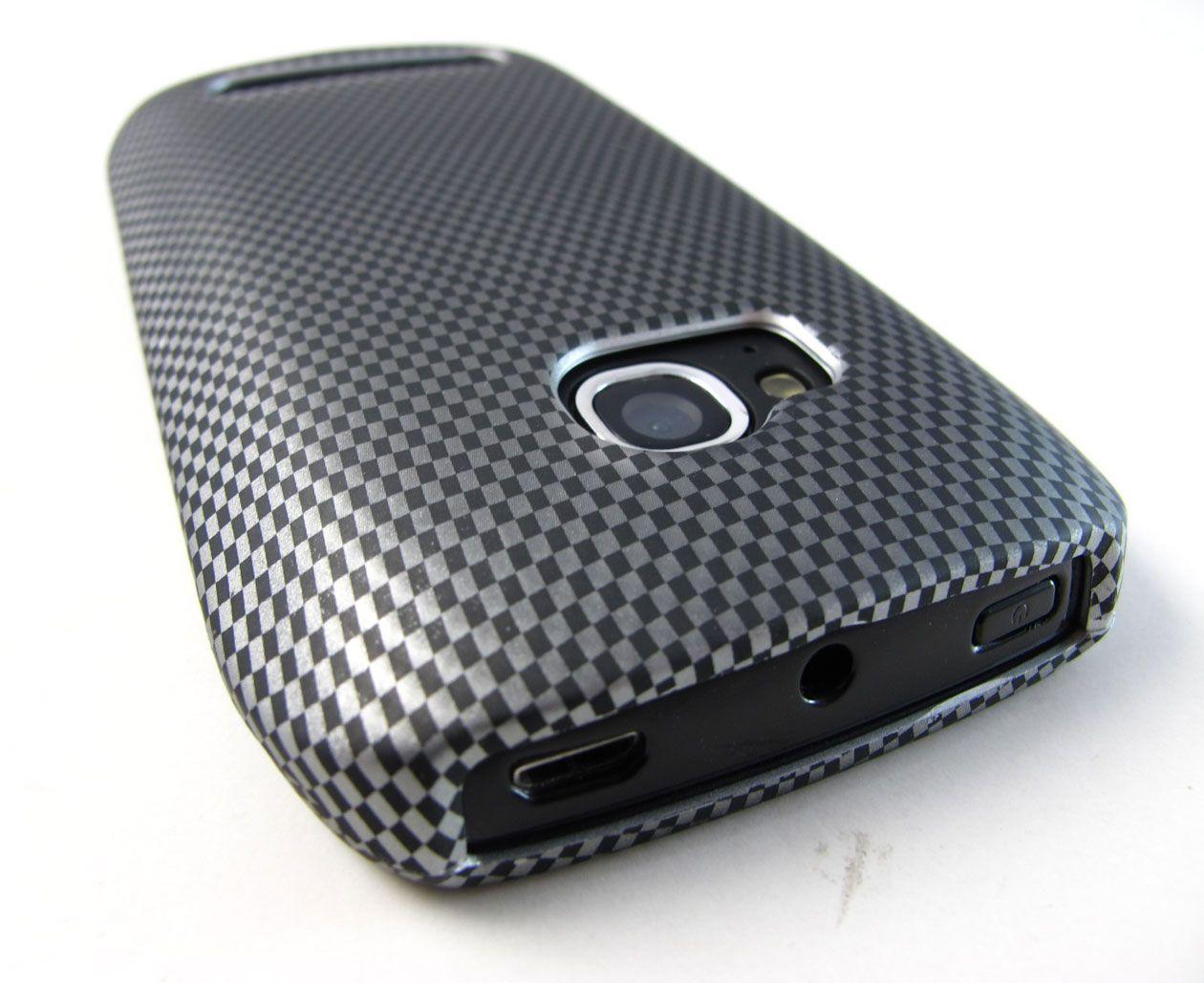 FIBER DESIGN HARD CASE COVER NOKIA LUMIA 710 TMOBILE PHONE ACCESSORY