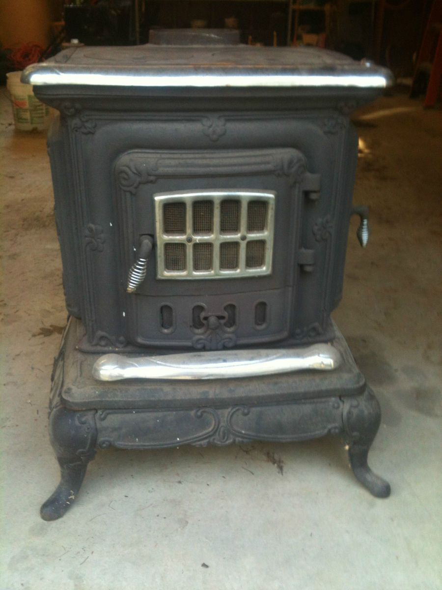 Cast Iron Wood Cook Stove | WB Designs