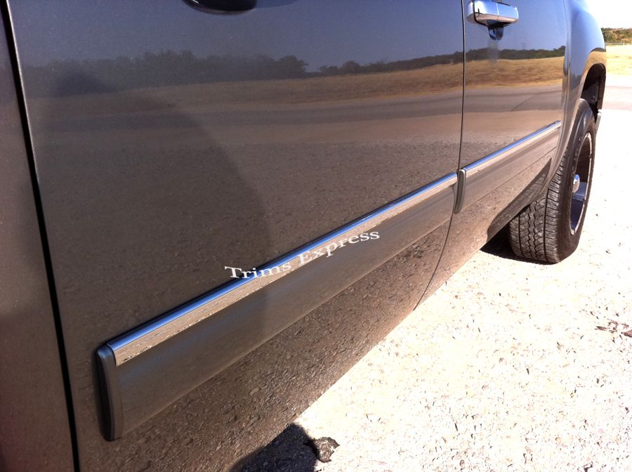 2010 2011 Chevy Tahoe/GMC Yukon Body Side Molding
