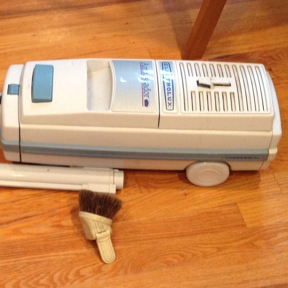 Electrolux Canister Vacuum Vintage Vintage Vacuum Ebay