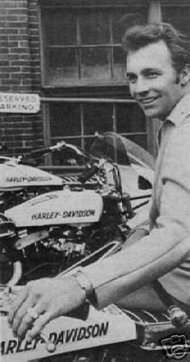 Evel Knievel Harley Davidson XR750 Jump Bikes Photo Motorcycle Racing