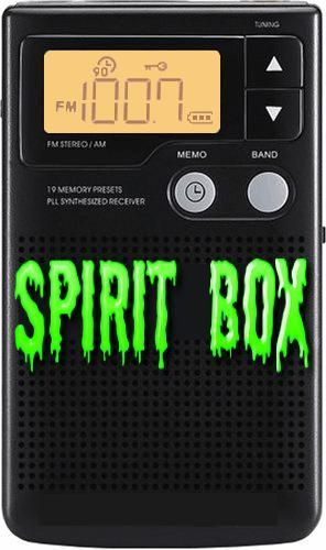 franks Ghost Box Spirit Radio 4 Free Bonuses