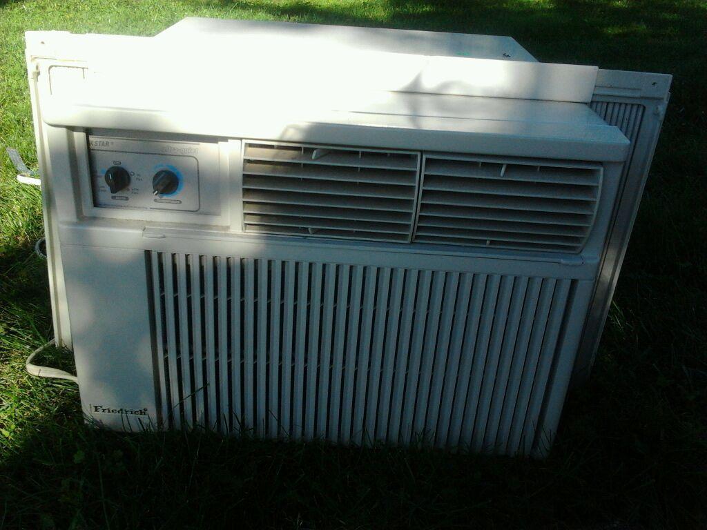 Friedrich thru Wall Window Air Conditioner
