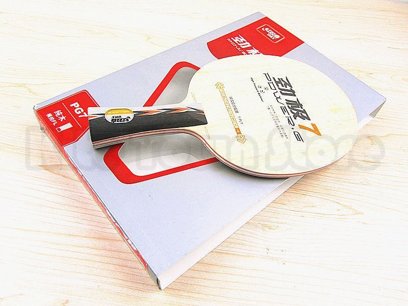 St DHS Power G 7 PG 7 Table Tennis Blade Ping Pong Blade