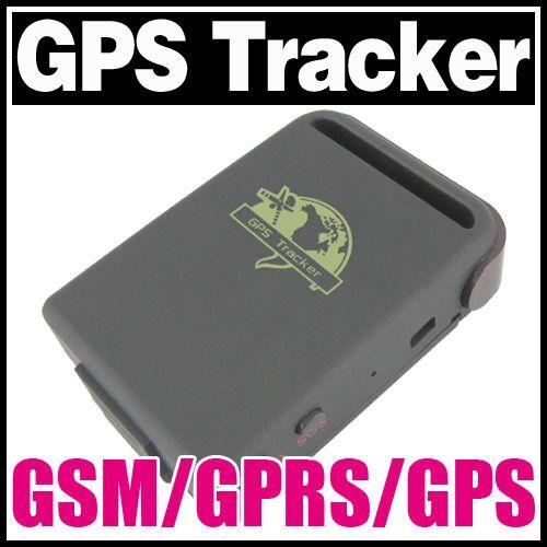 Vehicle Car Pet Dog GPS Tracker Locator Tracking Device