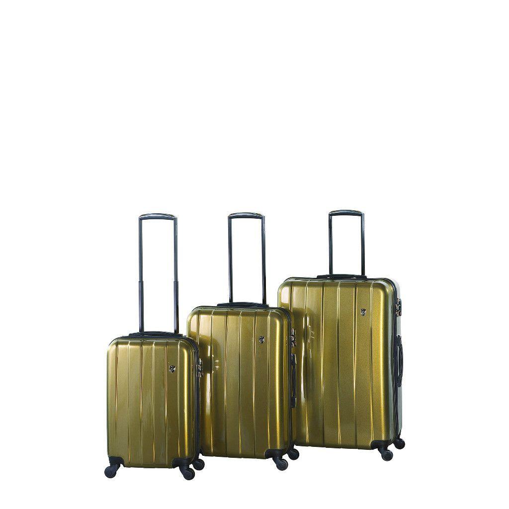 Heys Prisma Spinners 3 Piece Luggage Set