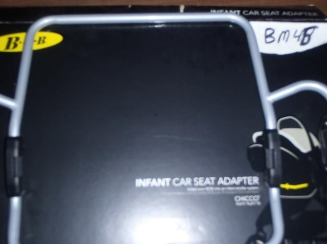 Bob Infant Car Seat Adapter For Chicco Seats