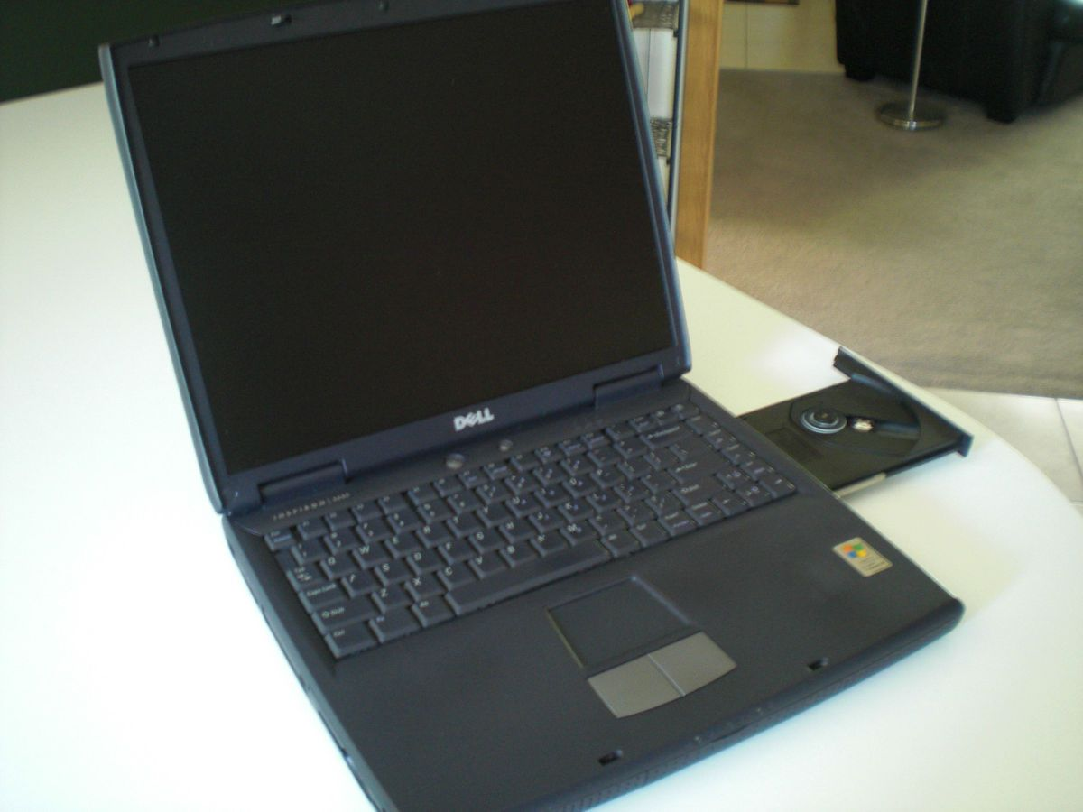 Dell Inspiron 2650 Laptop Notebook as Is