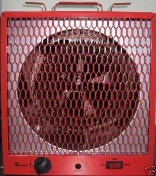 Dr Infrared Heater Portable Industrial Shop Home Garage Warm Work