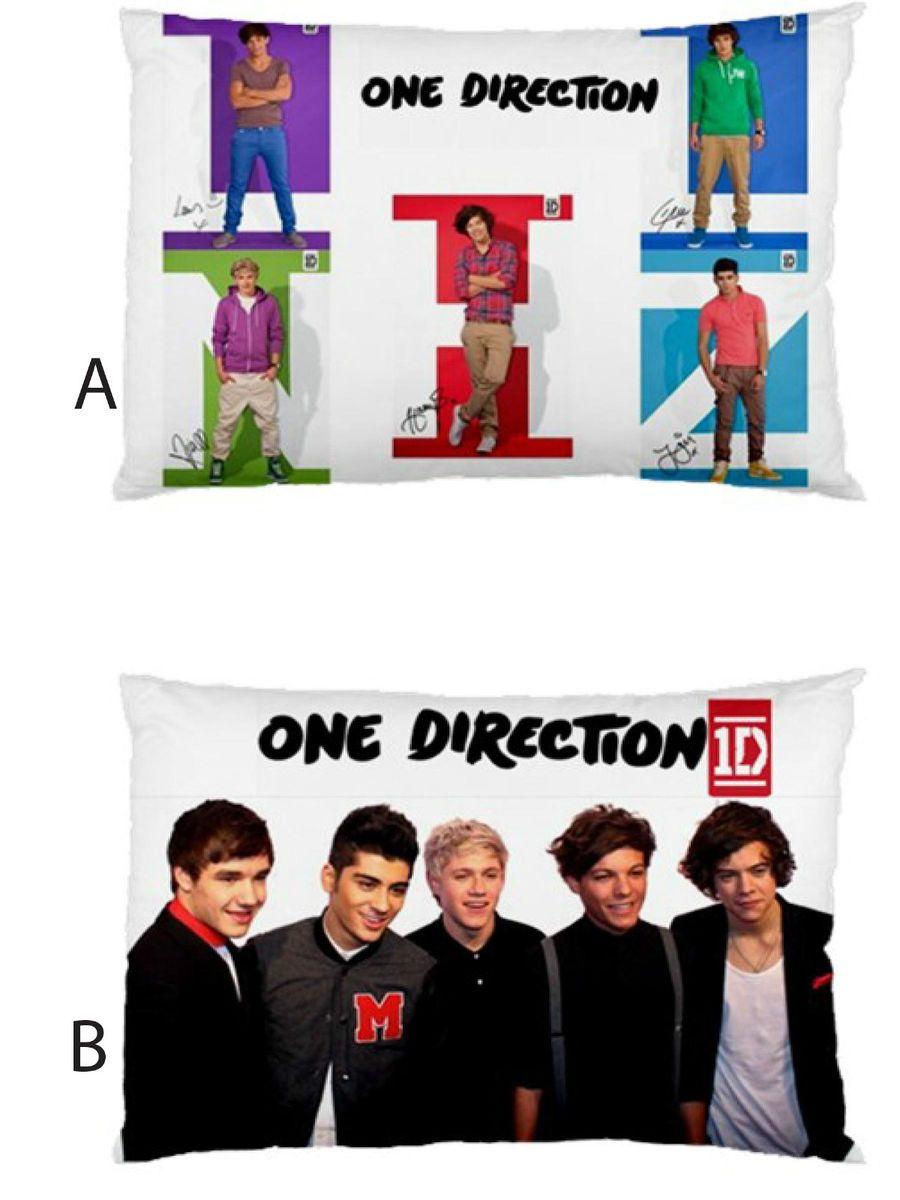 1D One Direction Harry Styles Louis Tomlinson Zayn Malik Pillow Case