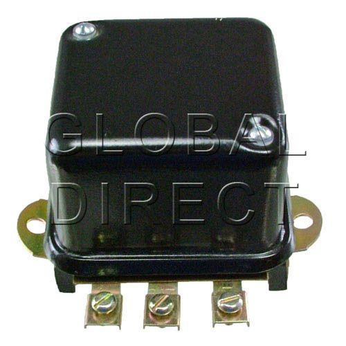 John Deere Voltage Regulator 12 Volt Starter Generator