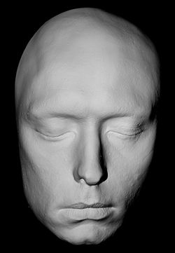 Jude Law Life Mask Rare Face Sherlock Holmes Life Cast in