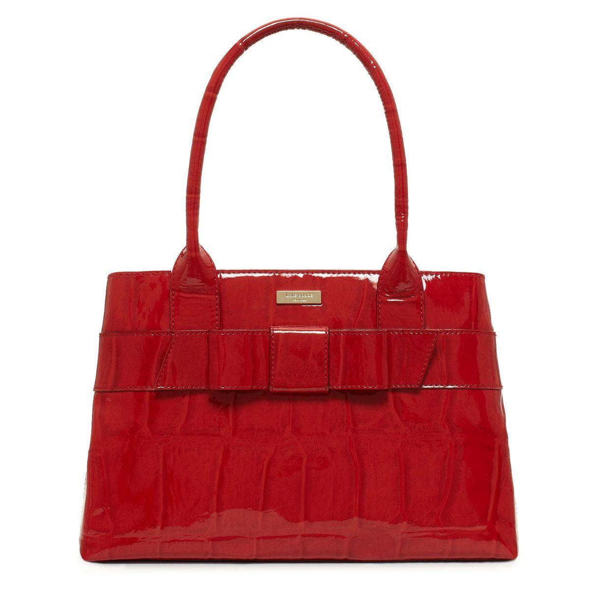 42853df9235f Kate Spade New York Knightsbridge Elena Red Handbag