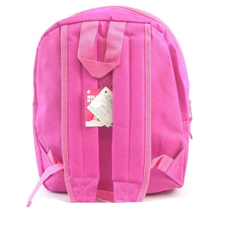 Sanrio Hello Kitty Kids School Lovely Shirring Pink 12 Backpack Bag