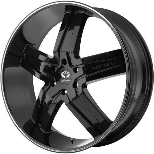 26 Lorenzo WL30 Wheels Rims Escalade Chevy Avalanche Tahoe Silverado