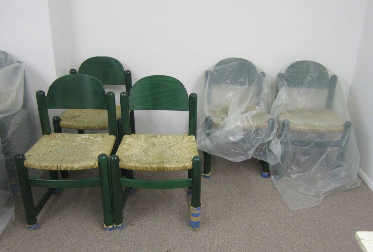 Hank Lowenstein Design Padova Chairs 1970 Mint